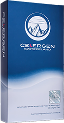 Celergen Swiss Marine Cell Therapy Supplement