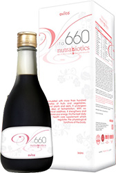 Vita 660 enzyme concentrate